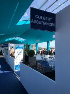 Loge Groupe Colbert Assurances